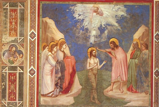 Thoughts for the Feast of the Baptism of the Lord