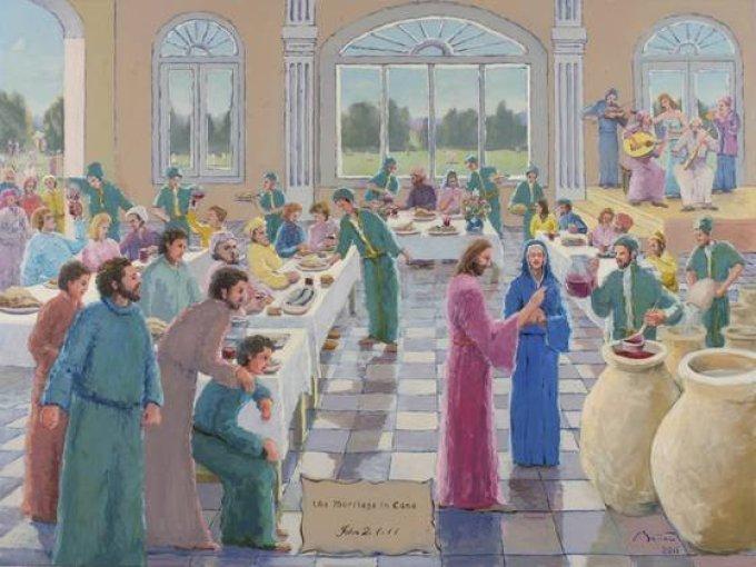 Appendice 6 - Le mariage à Cana