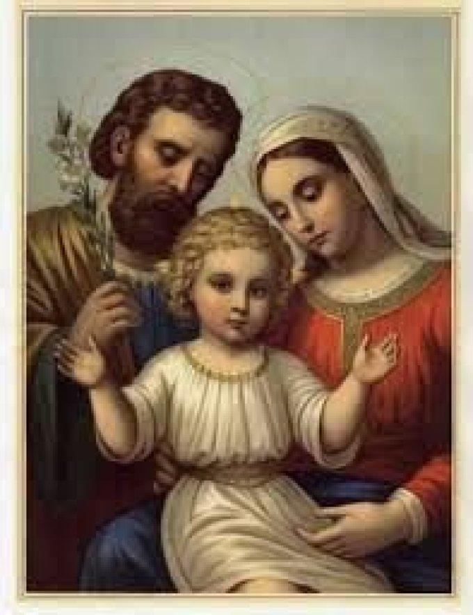 Saint Joseph, priez pour les enfants