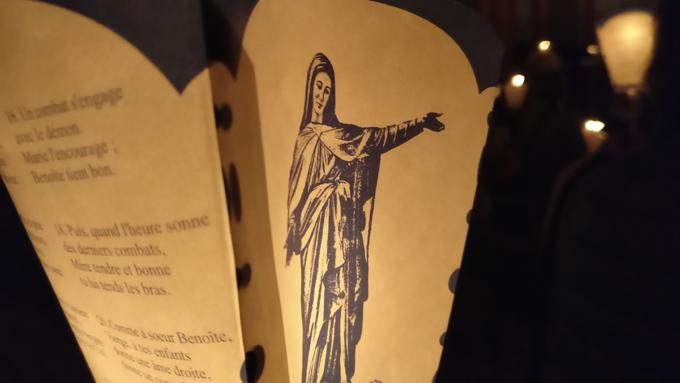 Apparitions de Notre-Dame-du-Laus