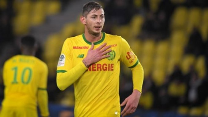 Prions pour Emiliano Sala