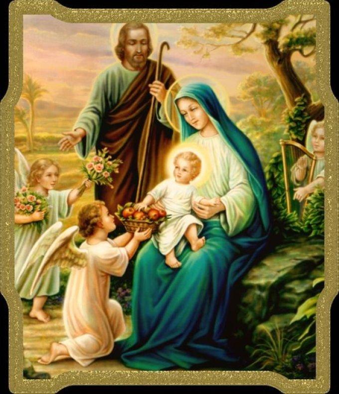Dévotion à Saint Joseph avec Saint-Alphonse de Liguori 2/7