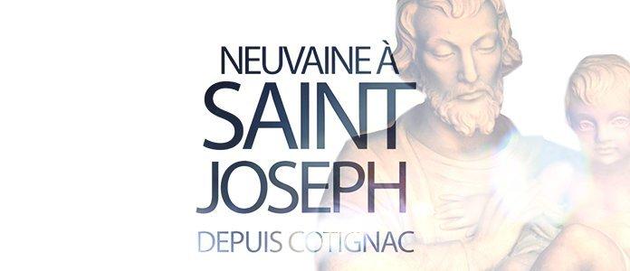 Neuvaine à Saint Joseph 2019, depuis Cotignac