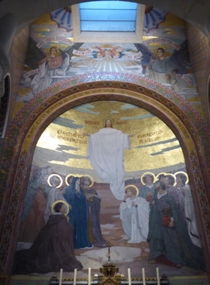 Le Rosaire ………………….L'Ascension