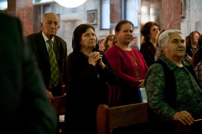 Prions pour le retour des chrétiens d'Irak sur leurs terres