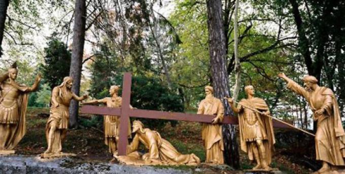 La Messe……………………Début du CANON