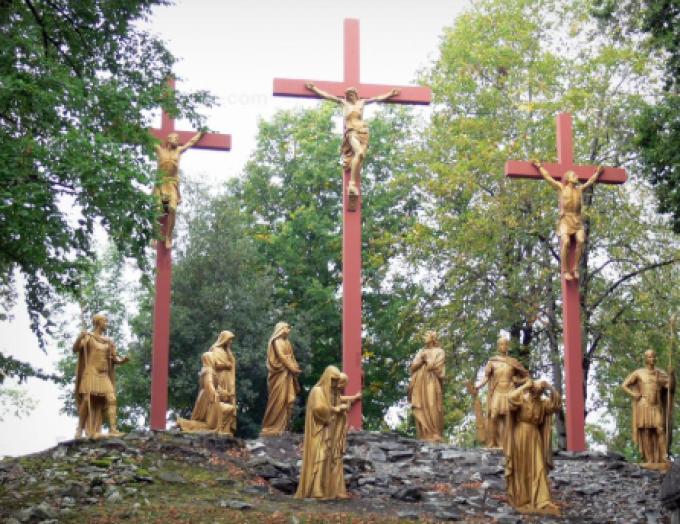 La Messe…………Le Notre Père et les prières associées