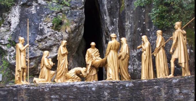 La Messe…………Communion des fidèles et fin.