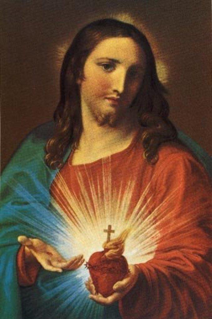 Jésus Désire Notre Amour