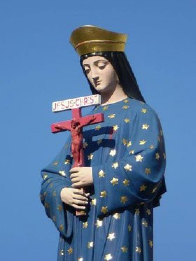 """Prions pour que ceux qui """"méditent"""" découvrent le mystère de la Croix"""