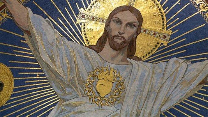 Le Sacré-Coeur et les Saintes Plaies sont La Source De Vie
