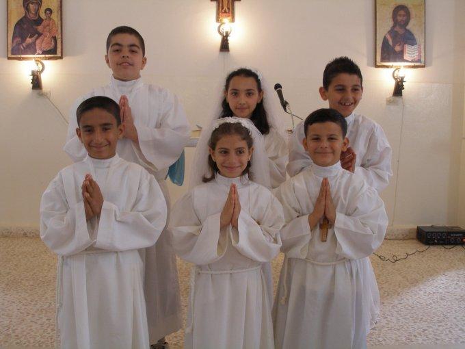 Prions pour la paix dans la région d'al Djazireh et la ville d'Hassaké
