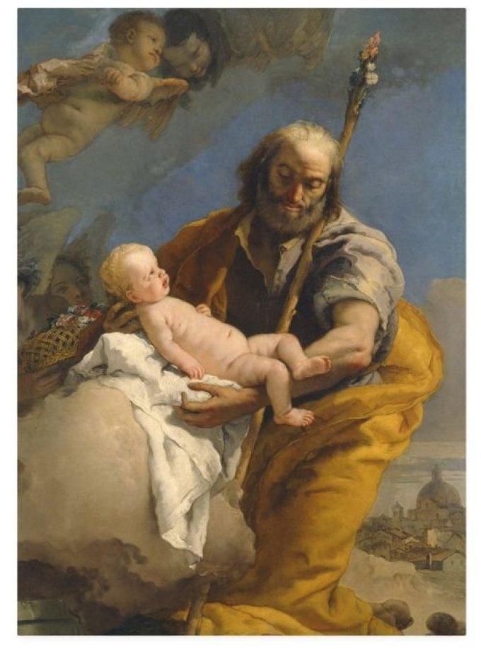 Dévotion à Saint Joseph avec Saint Alphonse de Liguori 3/7