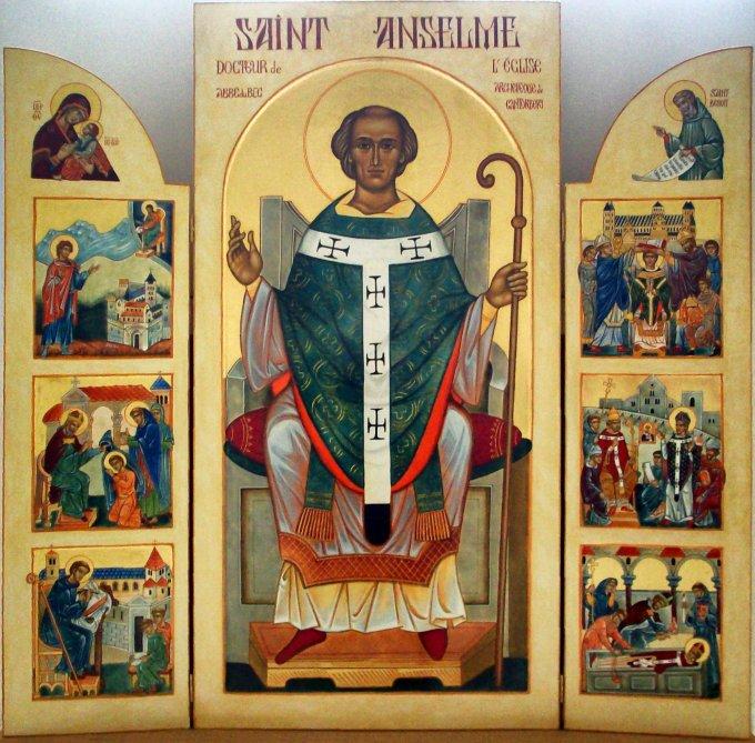Prière de Saint Anselme