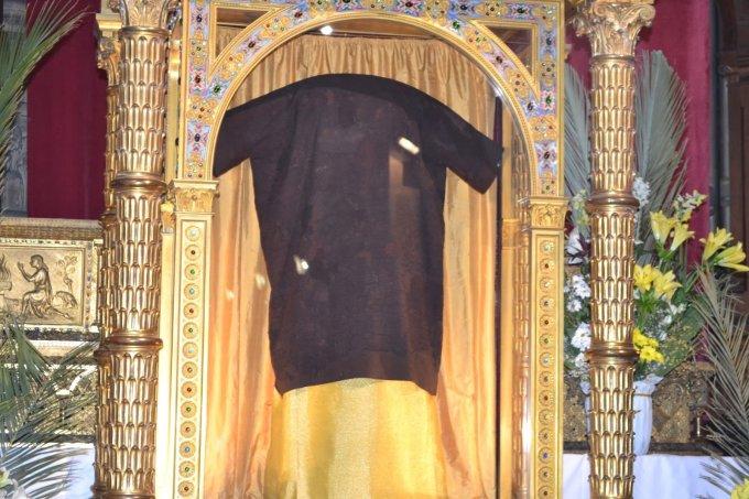 La tunique sans couture du Christ, image de l'unité de l'Eglise