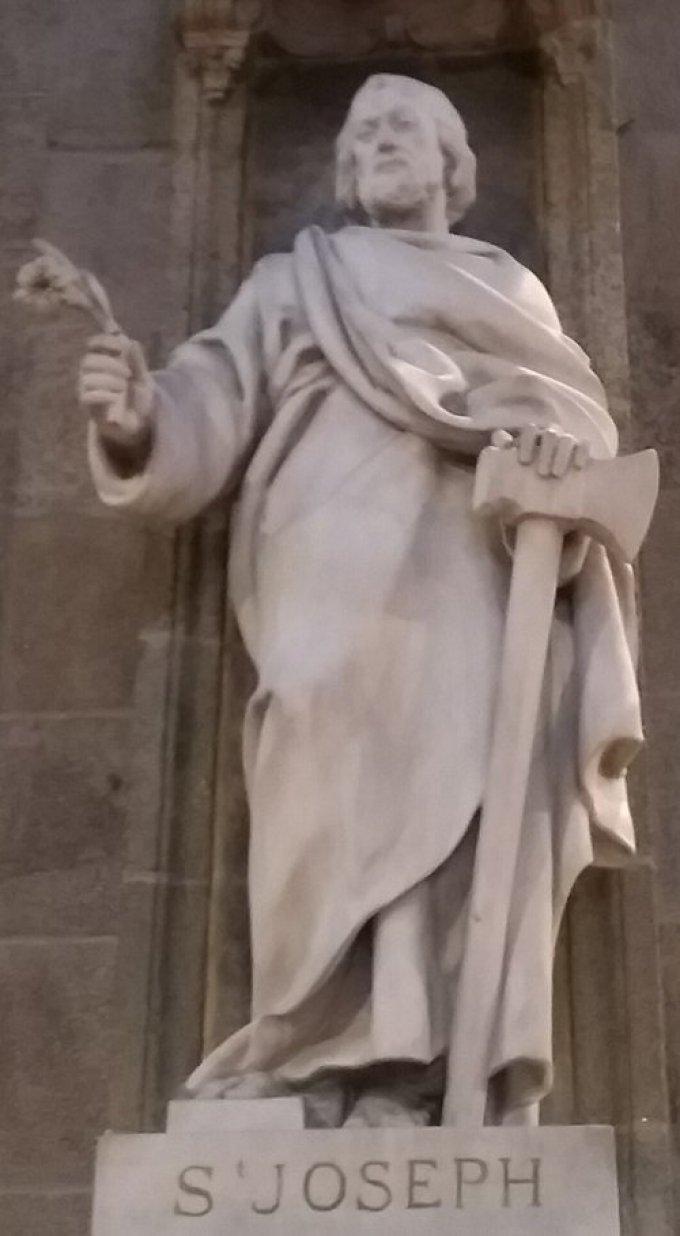 Pourquoi prier avec saint Joseph ?