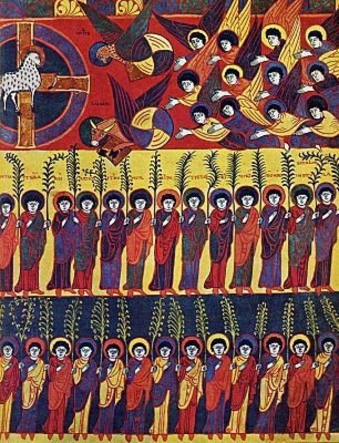 Les Saints Sont Le Fruit Des Saintes Plaies