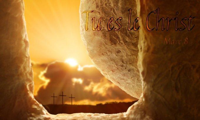Tu es le Christ.