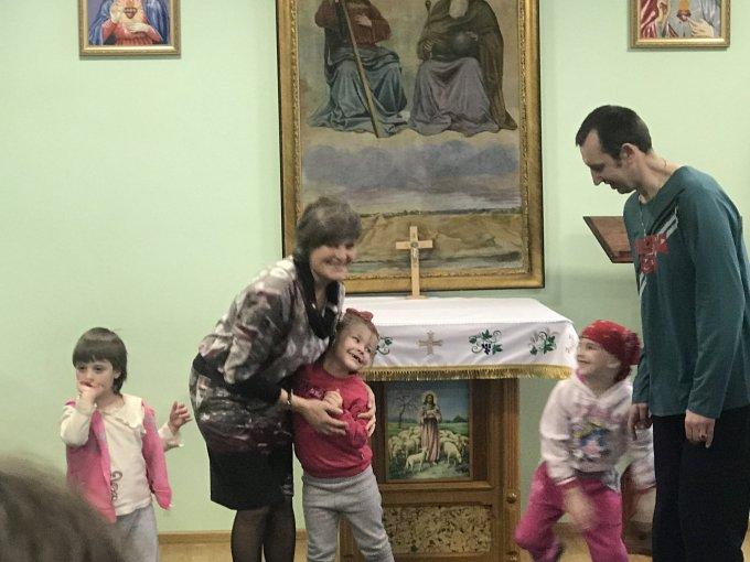 Prions pour les communautés chrétiennes d'Ukraine