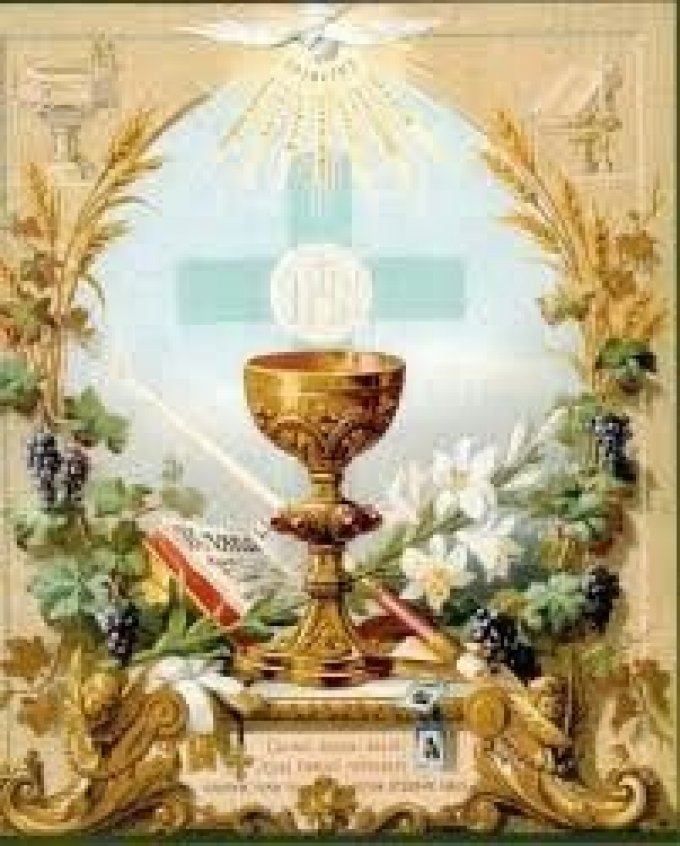 Le Rosaire Des Saintes Plaies