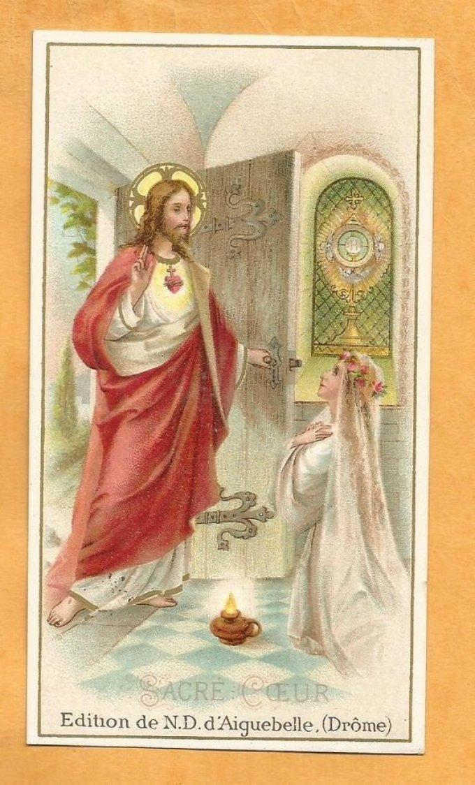 Les Saintes Plaies Et Les Âmes Religieuses