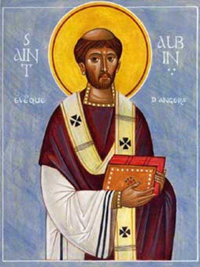 Le 1er mars : Saint Aubin d'Angers