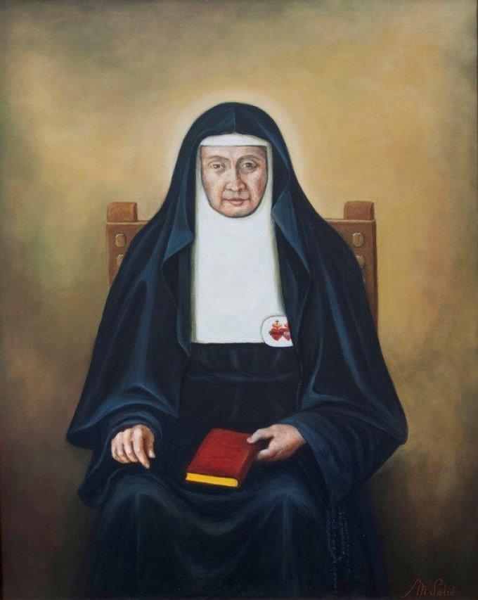 Le 8 mars : Vénérable Maria Rafaela