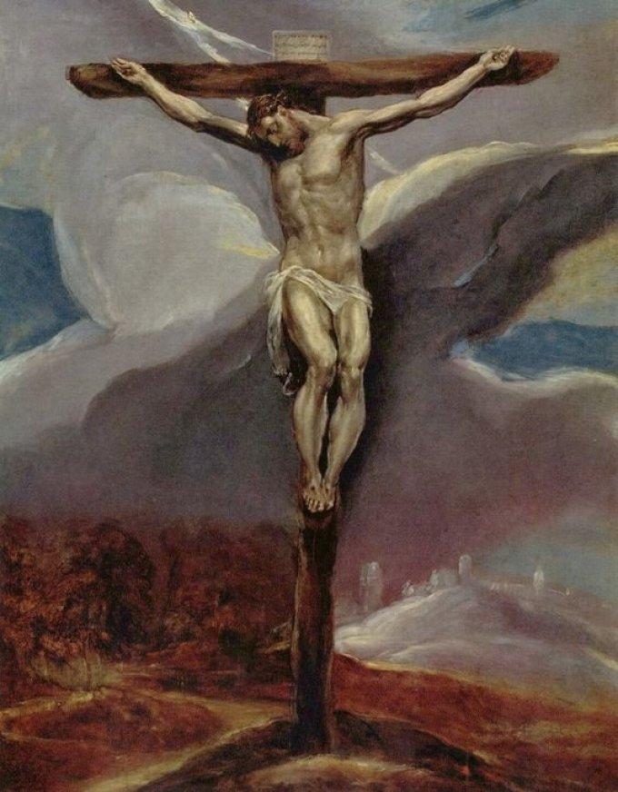 Le Crucifix, Voilà Ton Livre!