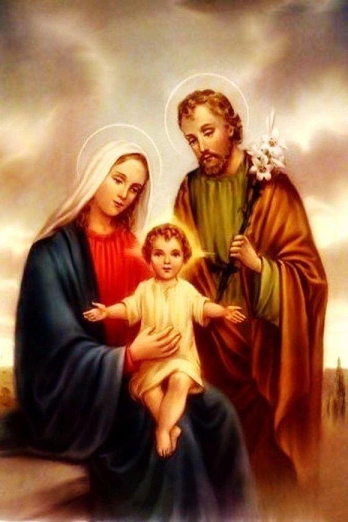 Saint Joseph, gardien de la Sainte Famille, protégez nos familles