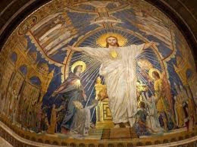 Consécration Aux Saintes Plaies de Jésus