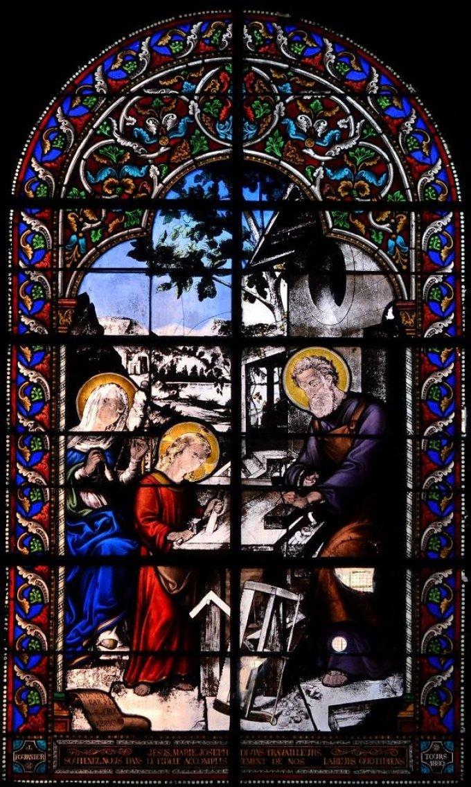 Saint Joseph, priez pour nos prêtres et nos consacrés