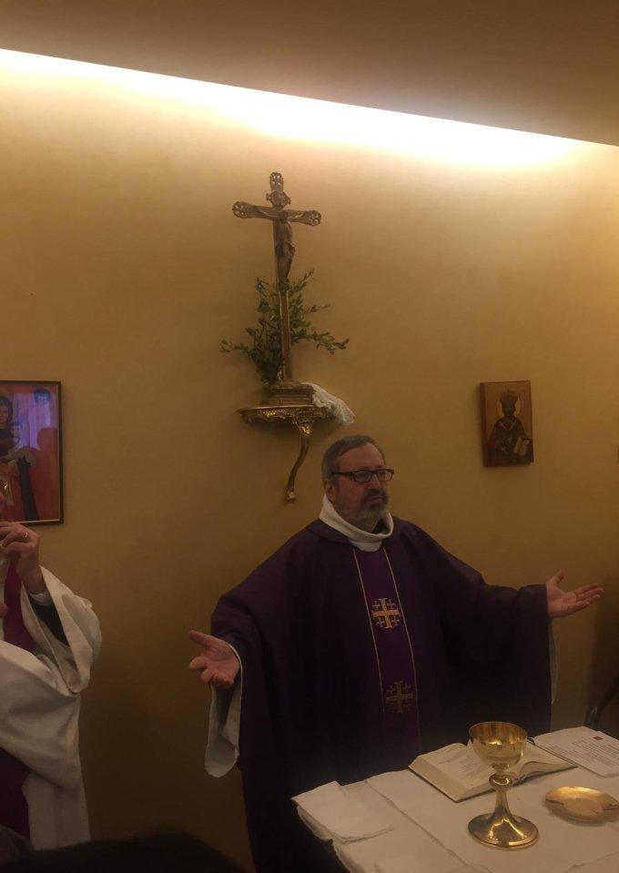 Homélie de Mgr Pascal Gollnisch pour le Mercredi des Cendres