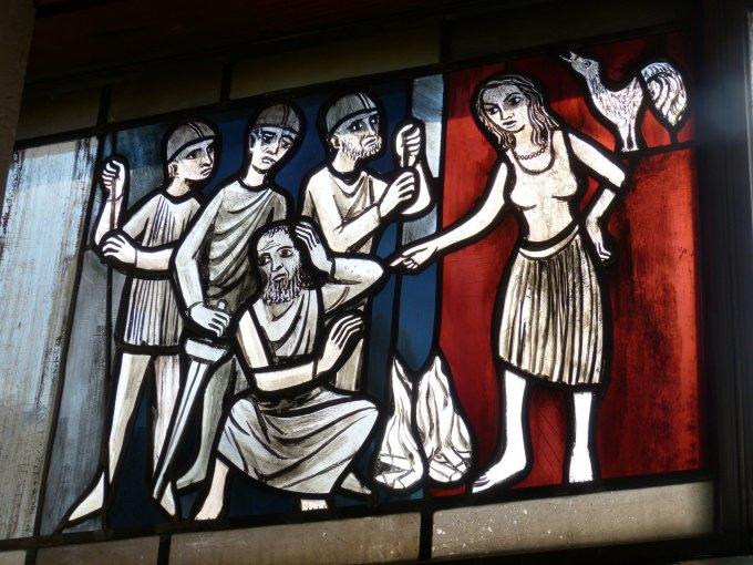 Mercredi Saint - Face à la possible trahison