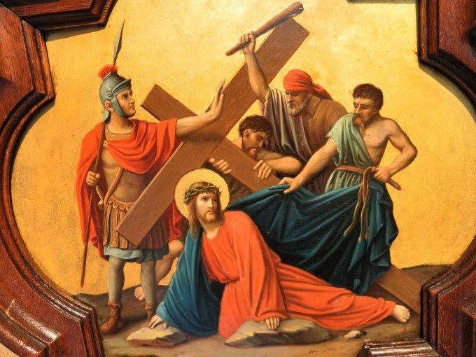 Vendredi Saint - Intercéder avec Jésus