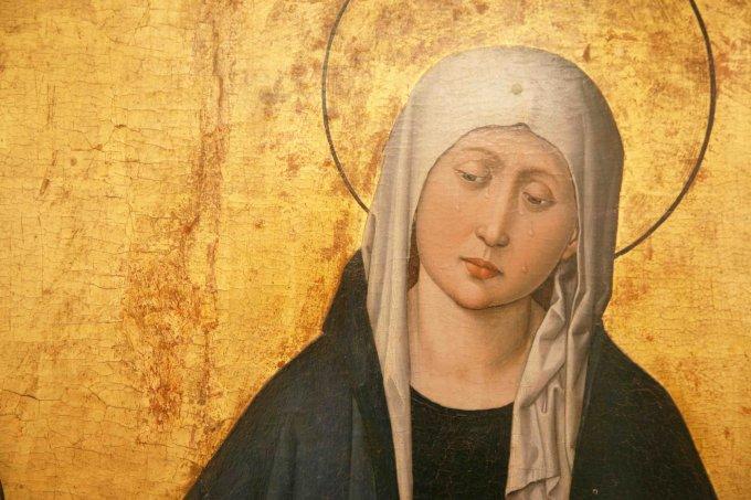 Samedi Saint - Avec notre Mère