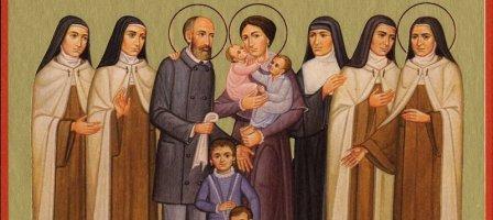Santidade em Família - São Luís Martin e Santa Zélia Guérin