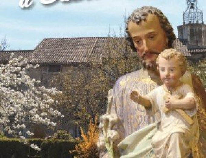 Ma lettre à Saint Joseph