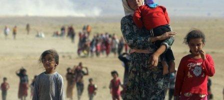 Prions pour Appel à la prière pour les chrétiens d'Irak
