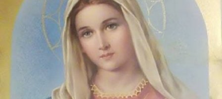 Ouvrez votre cœur à Marie