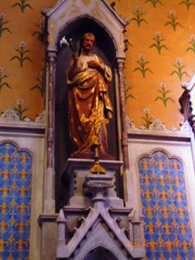 Saint Joseph, maître de la vie intérieure, priez pour nous