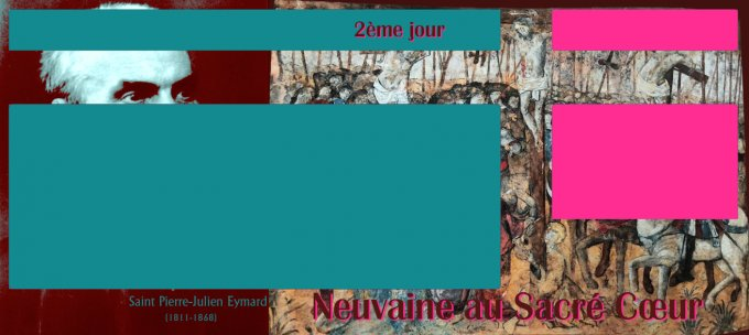 Neuvaine au Sacré Cœur à Saint-Sulpice - 2è jour