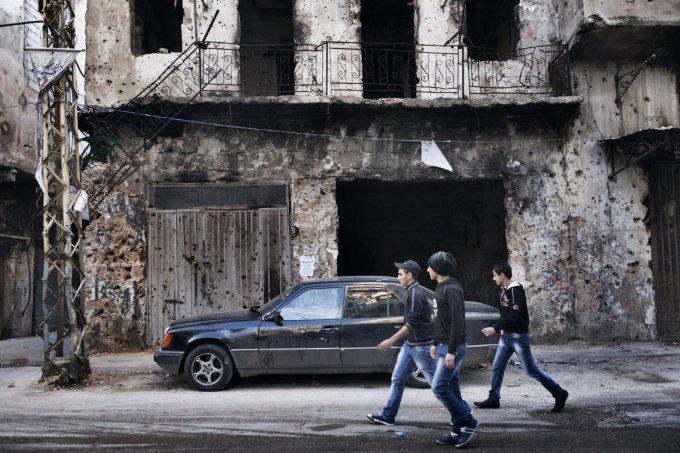 Podcast #13 - Conséquences de la guerre au Liban