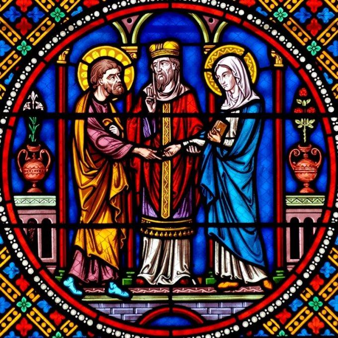 Saint Joseph, époux de Marie, priez pour nous