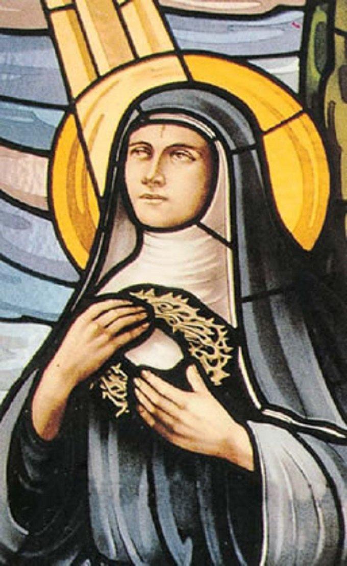 Sainte Rita, apprends-nous à pardonner