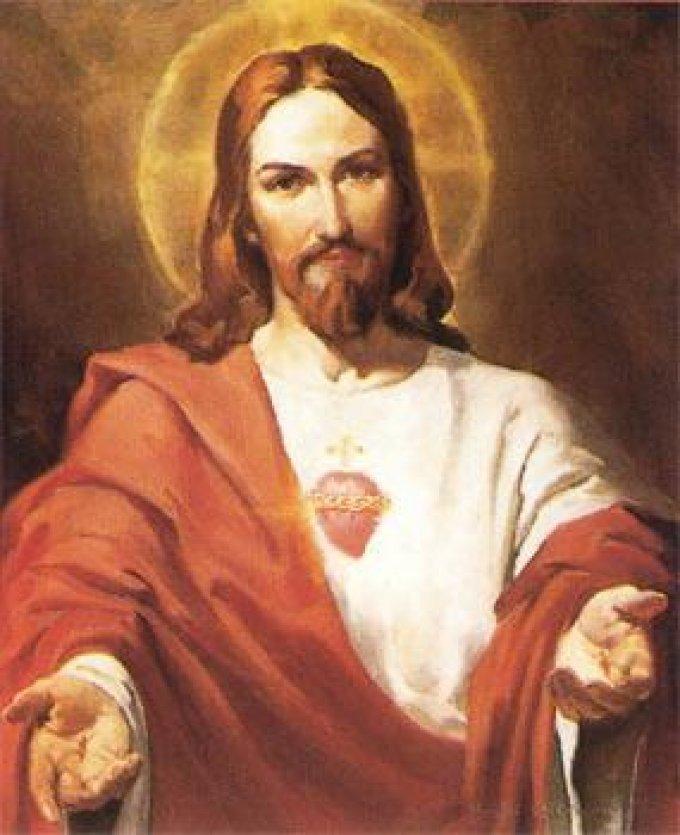 Jésus nous invite à trouver la paix dans son Cœur