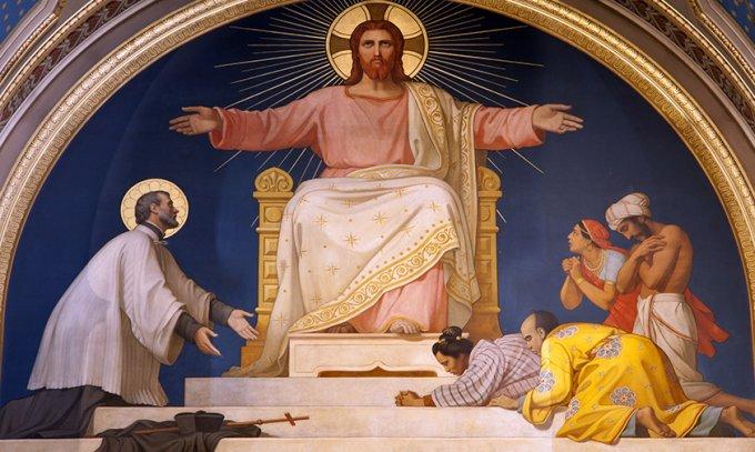 Prions avec Saint François-Xavier - 400ème anniversaire de sa béatification