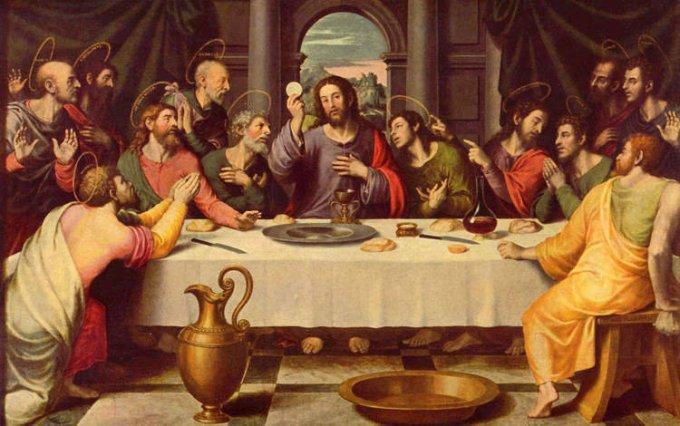 Jeudi Saint - Le songe de Don Bosco- Se centrer sur l'Eucharistie