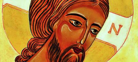 Prions avec les icônes, images de l'Invisible