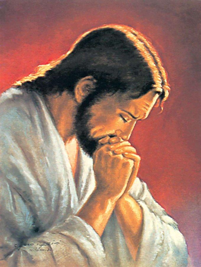 LA  PRIÈRE DE JÉSUS [1] par Père CHRISTOPHOROS KLITOU