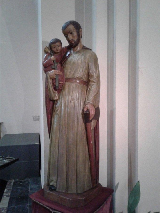 Saint joseph, protecteur des pécheurs pénitents, priez pour nous